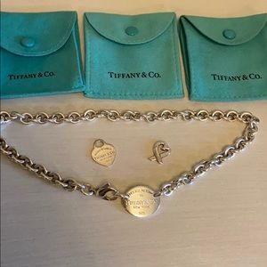 Tiffany & Co. Jewelry - Tiffany's Bundle!!